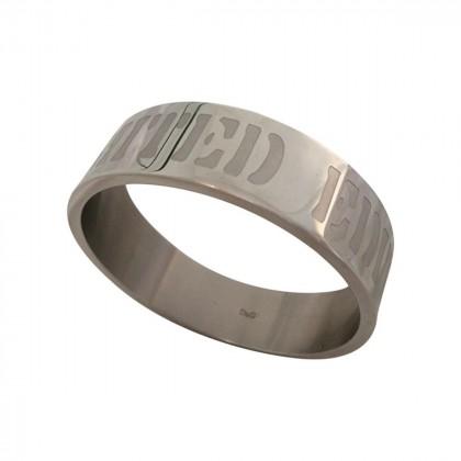 D&G steel bracelet
