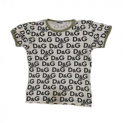 Dolce & Gabbana unisex t-shirt  size 6Y