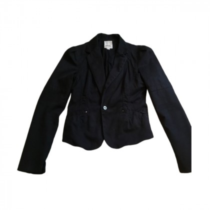 Diesel Black cotton Jacket size S
