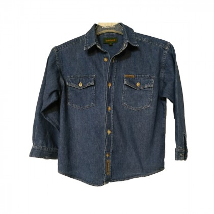 Timberland denim shirt 6Y