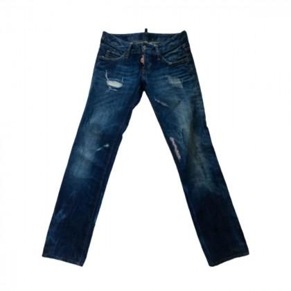 DSQUARED2 blue jeans size IT 38