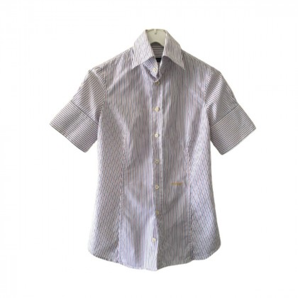 DSQUARED2 striped shirt  size IT 44
