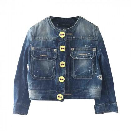 DSQUARED denim jacket size IT40