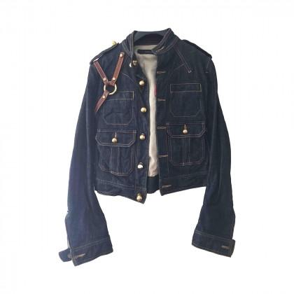 DSQUARED denim jacket size IT42