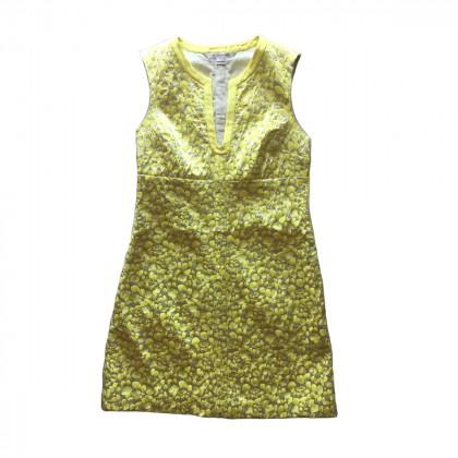 DIANE VON FURSTENBERG silk dress size US6