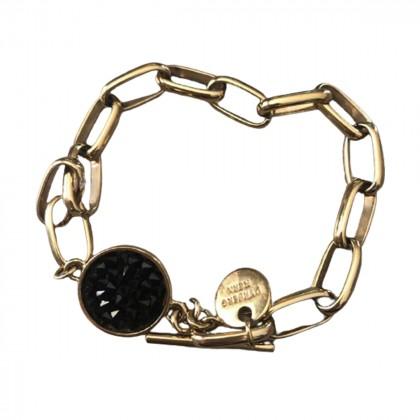 Dyrberg Kern gold plated bracelet