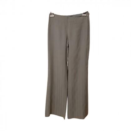 Emporio armani grey large pants size IT40