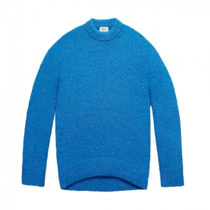 ERDEM x H&M unisex blue knitwear size L