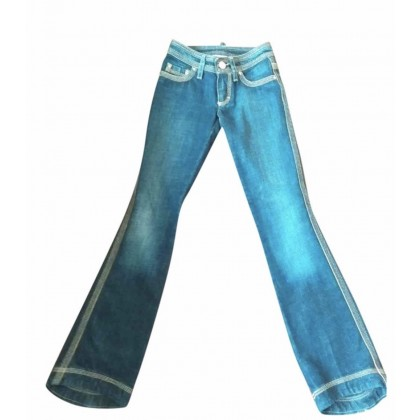 DSQUARED2 flared jeans size IT 36