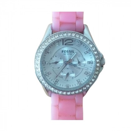Fossil pink watch brand new