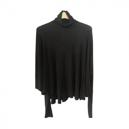 Gaffer and Fluf black oversized turtleneck size 2