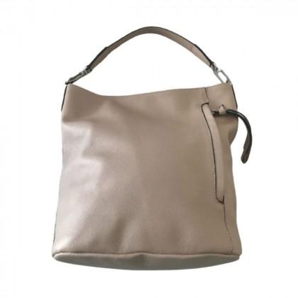 Gianni Chiarini Firenze beige leather bag
