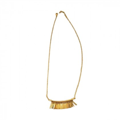 Gold plated necklace brand new