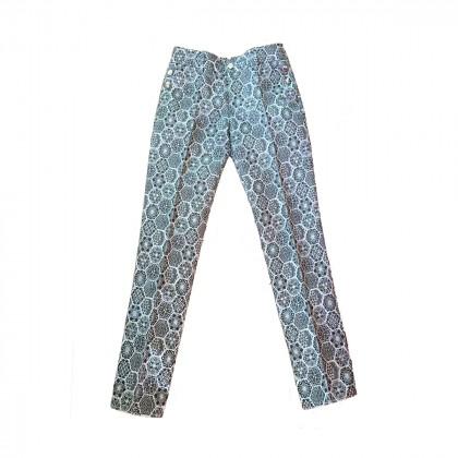 Gucci pants /metallic hues and elements  size IT 42