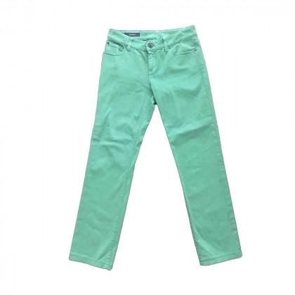 GUCCI green pants size IT40