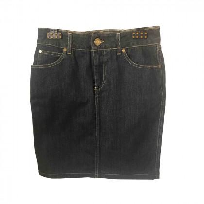 GUCCI denim mini skirt size IT38