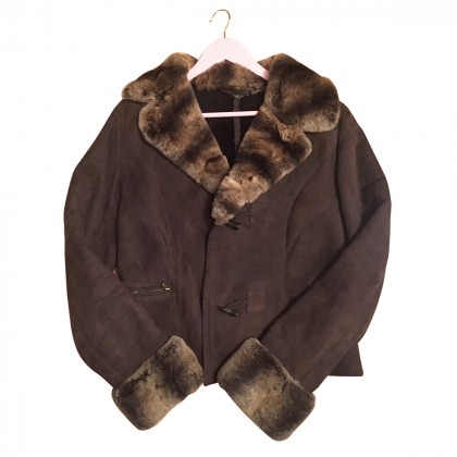 Rococo suede jacket