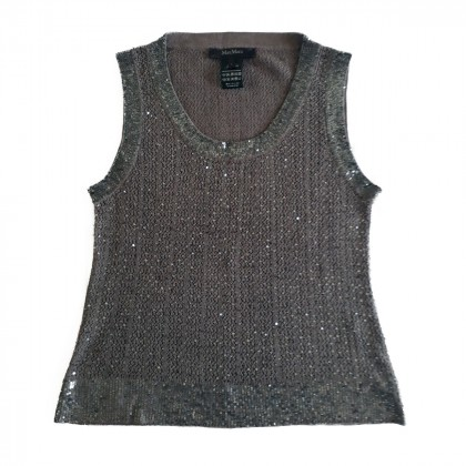 """MAX MARA ,""""PIANOFORTE """"collection , knitted top"""