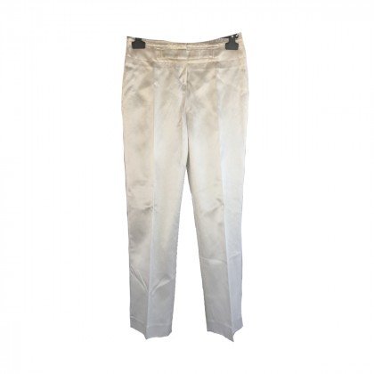 CHRISTIAN DIOR STRAIGHT PANTS SIZE IT42