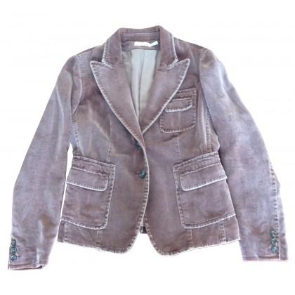 PINKO velour blazer