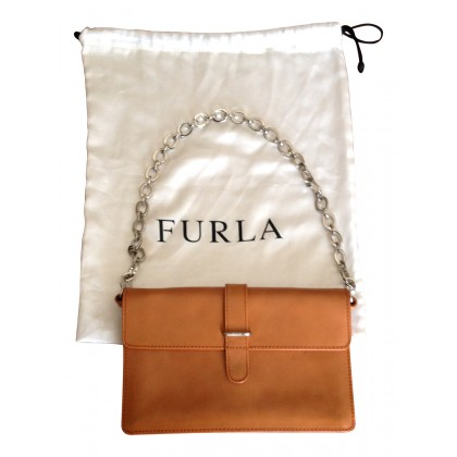 FURLA small bag with chain