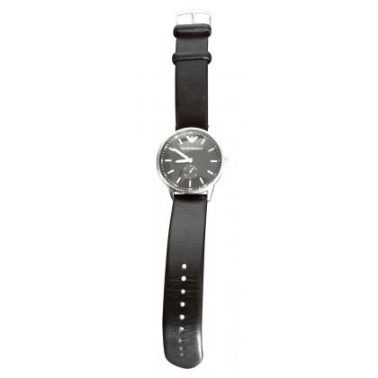 ARMANI black men's watch