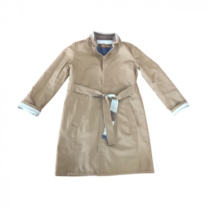 PENNY BLACK DOUBLE FACE TRENCH COAT IT 42 OR US 6