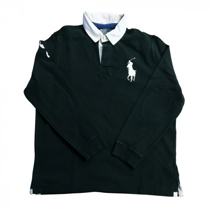 POLO RALPH LAUREN polo neck  t-shirt