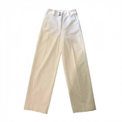 DIXIE FIRENZE ITALY VELOUR TROUSERS