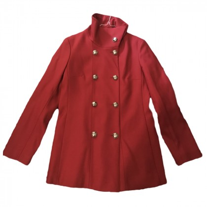 Caractère red coat