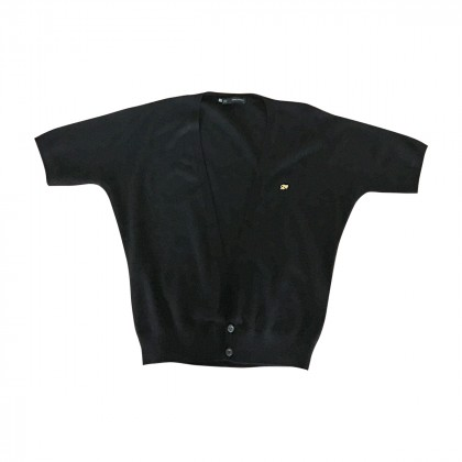 DSQUARED2 bolero knitwear in black