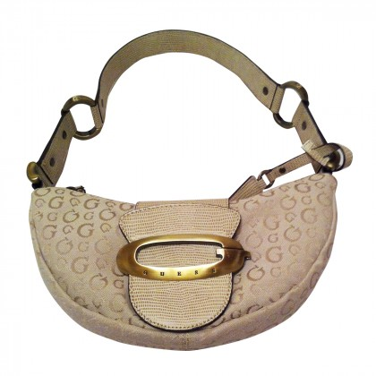 Guess beige hand bag