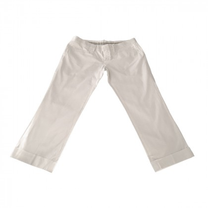 Dsquared2 cotton cropped pants