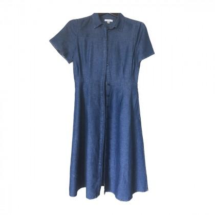 J Crew denim shirt dress
