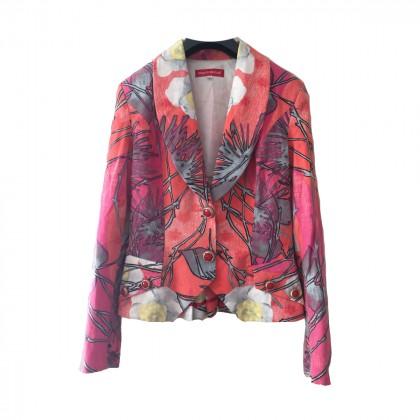 ANGELO MARANI multicolor blazer size IT42