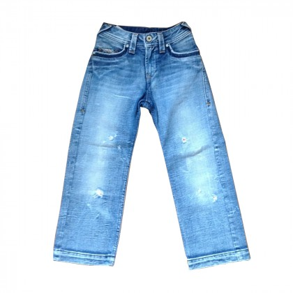 DIESEL JEANS FOR KIDS UP TO 5 YEARS LIKE NEW