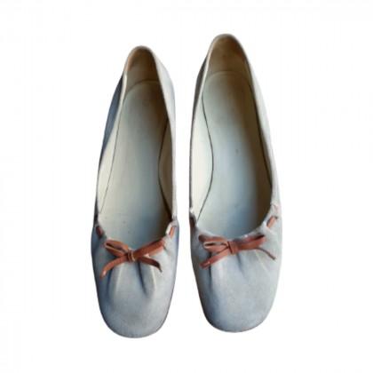 Jil Sander suede ballet flats size IT 39