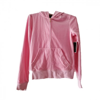 juicy couture soft hush logo velour original jacket brand new with tags