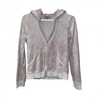 Juicy Couture grey hoodie size L
