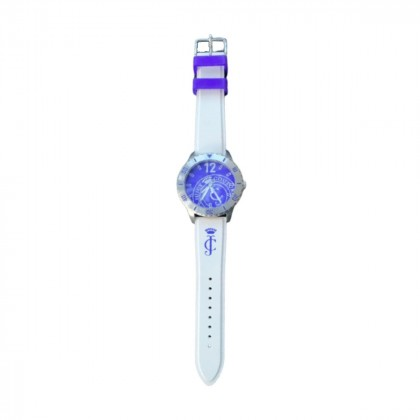 Juicy Couture white and blue watch