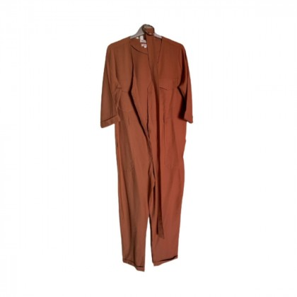Native youth belted jumpsuit size S