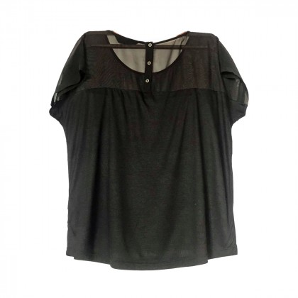 KARL LAGERFELD black top