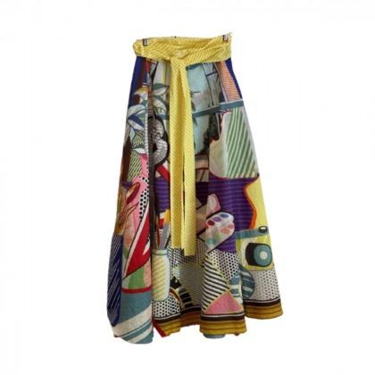 Mary Katrantzou Pop Art Camille Skirt new with tags size IT 42