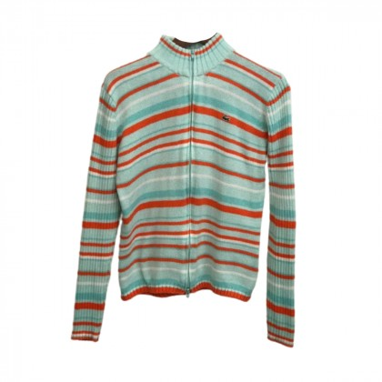 Lacoste Multicolour Cardigan size IT44