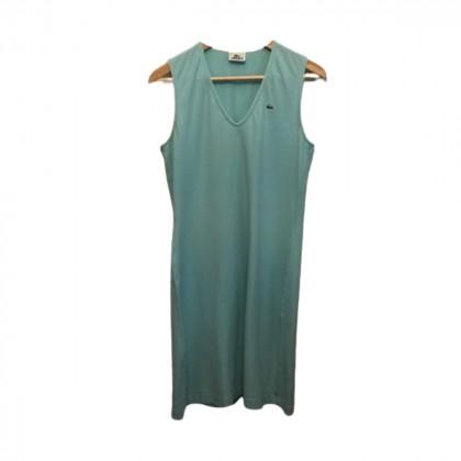 Lacoste Light Blue dress size IT 44
