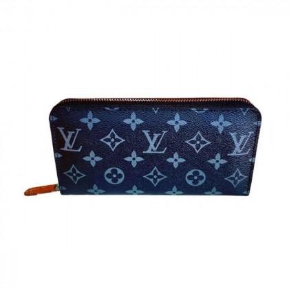 Louis Vuitton zippy graphite monogram canvas wallet-brand new