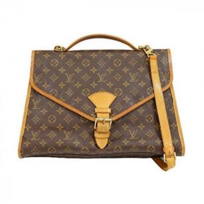 Louis Vuitton Monogram Canvas Beverly Bag