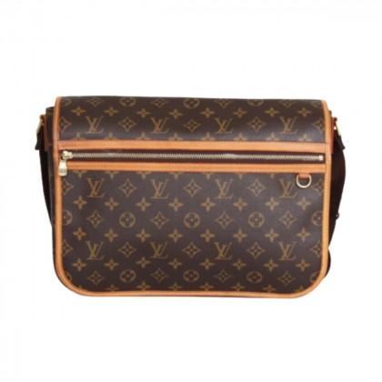 Louis Vuitton monogram Bosphore unisex messenger GM bag