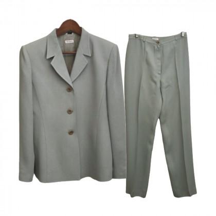 Max & Co Light Grey Suit size IT44