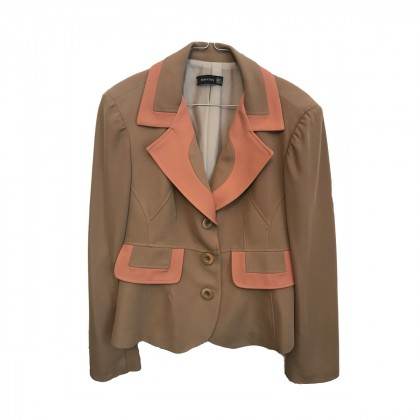 Made in Italy Beige Jacket